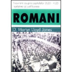 Romani. 3:20-4:25. Ispasirea si justificarea