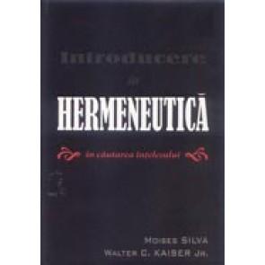 Introducere in hermeneutica. In cautarea intelesului