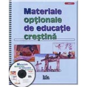 Materiale optionale de educatie crestina [manual + CD]