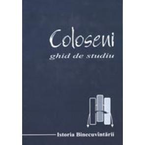 Coloseni. Ghid de studiu