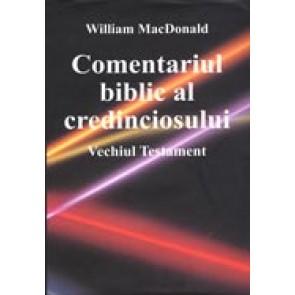 Comentariul biblic al credinciosului. Vechiul Testament