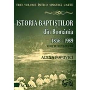 Istoria baptistilor din Romania. 1856 - 1989