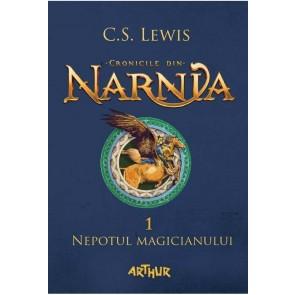 Nepotul magicianului. Cronicile din Narnia. Vol. 1