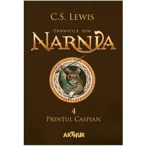 Printul Caspian. Cronicile din Narnia. Vol. 4