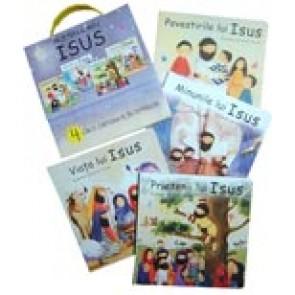 Prietenul meu ISUS. 4 carti cartonate