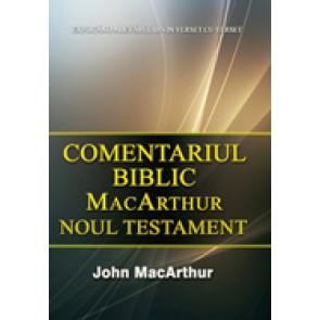 Comentariul biblic MacArthur. Noul Testament