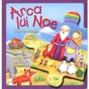 Arca lui Noe (carte-puzzle)