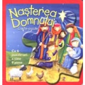 Nasterea Domnului (carte-puzzle)