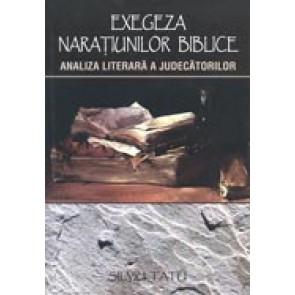 Exegeza naratiunilor biblice. Analiza literara a Judecatorilor