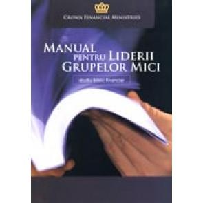 Manual pentru liderii grupelor mici. Seria Studiu biblic financiar