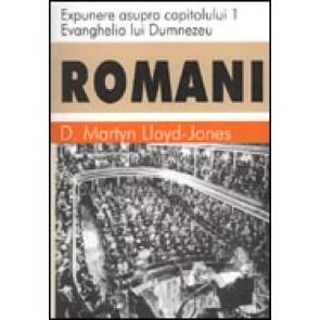Romani. Expunere asupra capitolului 1. Evanghelia lui Dumnezeu