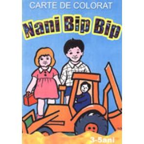 Nani Bip Bip (carte de colorat)