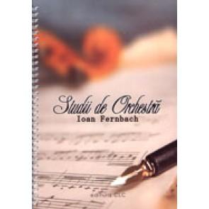 Studii de orchestra