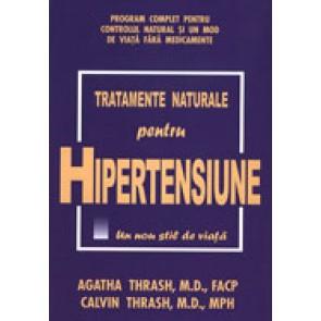 Tratamente naturale pentru hipertensiune. Un nou stil de viata
