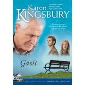 Gasit (Saga Familiei Baxter - Seria Intaiul nascut - Cartea 3)