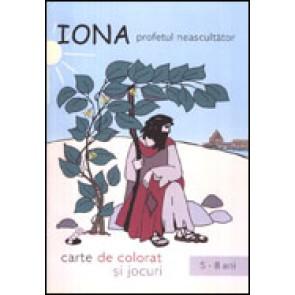 Iona, profetul neascultator
