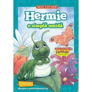Hermie, o simplă omidă