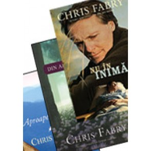 Set 3 romane de Chris Fabry