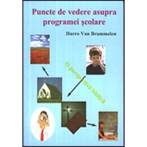 Puncte de vedere asupra programei scolare. O perspectiva biblica