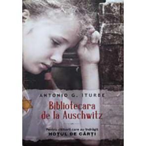 Bibliotecara de la Auschwitz