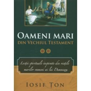 Oameni mari din Vechiul Testament. Lectii spirituale inspirate din vietile marilor oameni ai lui Dumnezeu. Vol. 2