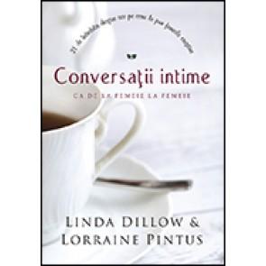 Conversatii intime. Ca de la femeie la femeie. 21 de intrebari despre sex pe care le pun femeile crestine