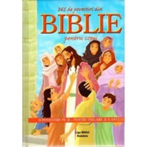 365 de povestiri din Biblie pentru copii. O povestire pe zi, pentru fiecare zi a anului