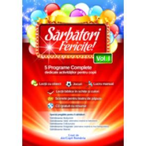 Sarbatori fericite! Vol. 1 + CD