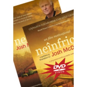 Pachet PROMO 12: Neinfricat [pachet carte + DVD]