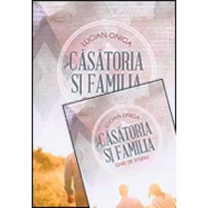 Casatoria si familia. Ghid de studiu + DVD