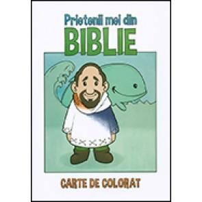 Prietenii mei din Biblie