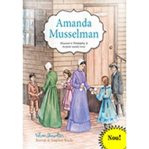 Amanda Musselman - misionara in Philadelphia la inceputul veacului trecut
