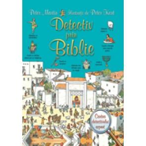 Detectiv prin Biblie. Cartea detectivului expert