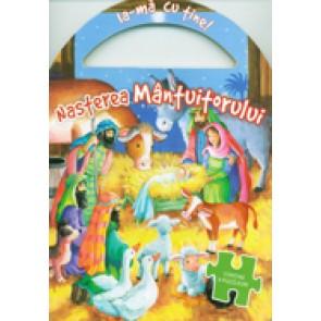 Carte puzzle - Nasterea Mantuitorului