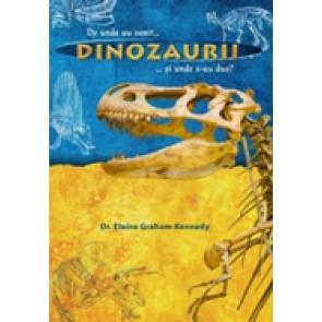 Dinozaurii - De unde au venit si unde s-au dus?