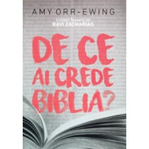 De ce ai crede Biblia? Raspunsuri la 10 intrebari dificile