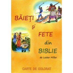Baieti si fete din Biblie