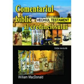 Comentariul biblic al credinciosului. Vechiul Testament (Ag)