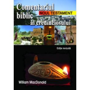 Comentariul biblic al credinciosului. Noul Testament (Ag)