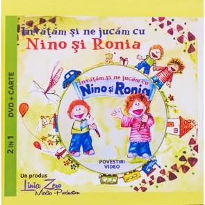 Invatam si ne jucam cu Nino si Ronia + DVD