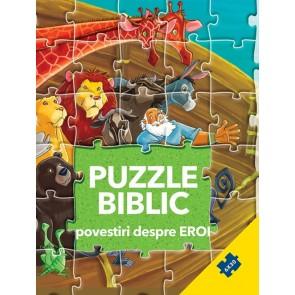 Puzzle biblic. Povestiri despre eroi