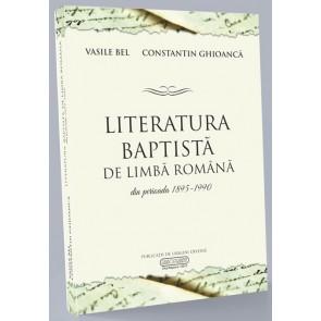 Literatura baptista de limba romana din perioada 1895-1990