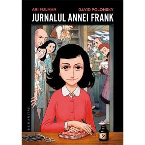 Jurnalul Annei Frank. Adaptare grafica (banda desenata)