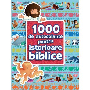 1000 de autocolante pentru povestioare biblice