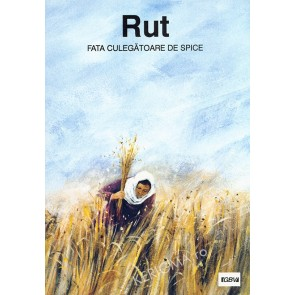 Rut - fata culegatoare de spice