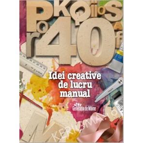 Idei creative de lucru manual