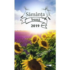 Samanta buna 2019. Meditatii zilnice (format mic)