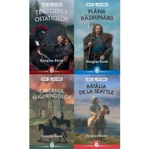 "Seria ""Eroi & Istorie"" - 4 volume"