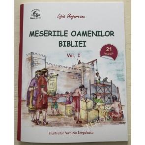 Meseriile oamenilor Bibliei. 21 de povestiri. Vol 1