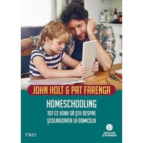 Homeschooling. Tot ce voiai să știi despre școlarizarea la domiciliu